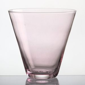 LESS drikkeglas – pink