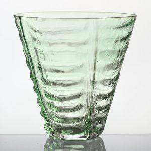 STRUCTURE drikkeglas – grøn
