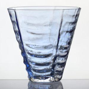 STRUCTURE drikkeglas – mørkeblå
