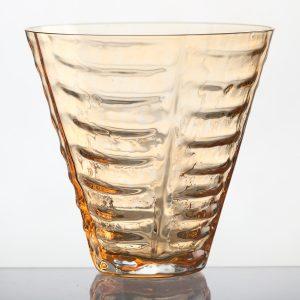 STRUCTURE drikkeglas – orange